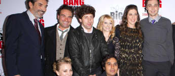 The Big Bang Theory Cast Produzent Chuck Lorre