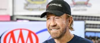 Chuck Norris im Jahr 2016