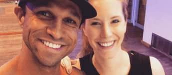 Daniel Aminati und seine Freundin Anja