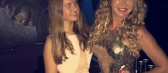 Davina und Carmen Geiss posierten für ein Instagram-Bild