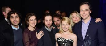 "Der ""The Big Bang Theory""-Cast bei den People's Chopice Awards"