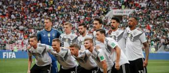 deutsche Nationalmannschaft Spiel Mexiko