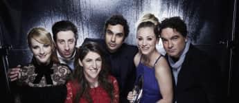"Die Stars aus ""The Big Bang Theory"" (2017)"