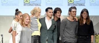 """Die """"Vampire Diaries""""-Crew auf der Comic Con 2015"""