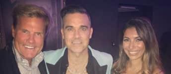 Dieter Bohlen Carina Robbie Williams