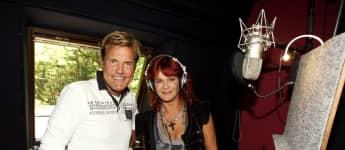 Dieter Bohlen Andrea Berg Musik produzieren Studio schreiben