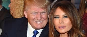 Melania ist Donalds dritte Ehefrau.