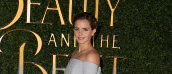 """Emma Watson auf der Filmpremiere von """"Die Schöne und das Biest"""""""
