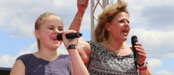 Silvia Wollny Estefania Wollny singen