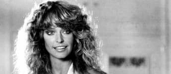 Farah Fawcett in Charlie's Angels