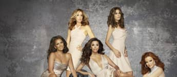 Felicity Huffman, Marcia Cross, Eva Longoria, Teri Hatcher und Vanessa Williams