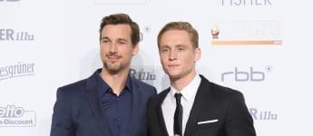 Florian David Fitz und Matthias Schweighöfer Goldene Henne 2016