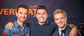 """Florian Silbereisen, Jan Smit und Christoff De Bolle, """"Klubbb3"""""""