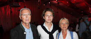 Franz Beckenbauer, Franz Beckenbauer Kinder; Joel Beckenbauer