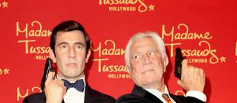 George Lazenby Wachsfigur James Bond So geht es ihm heute Schauspieler