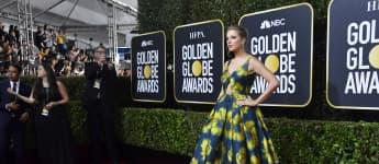 Taylor Swift Golden Globes 2020