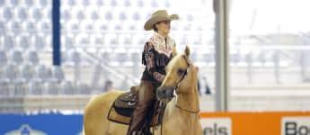 Gina-maria Schumacher, Westernreiten, WM-Gold