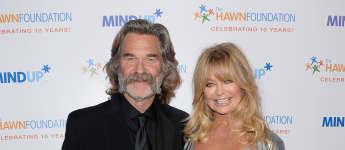 Hochzeit bei Goldie Hawn und Kurt Russell?