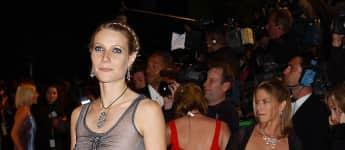 Gwyneth Paltrow bei den Oscars 2002