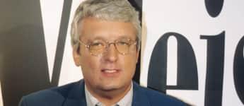 Hans Meiser moderierte eine Talkshow