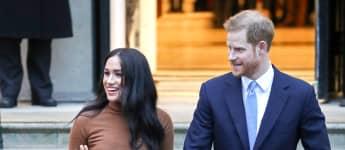 Prinz Harry und Herzogin Meghan starten ihre neue Website