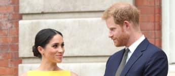 Prinz Harry und Herzogin Meghan ermutigen die Amerikaner zu wählen