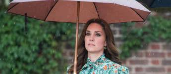 Prinz William Herzogin Kate Catherine Baby
