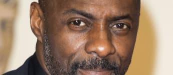 Idris Elba at the EE British Academy Film Awards.