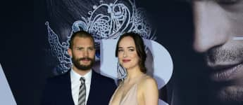 Jamie Dornan Dakota Johnson Filmpremiere
