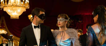 """Shades of Grey"": Jamie Dornan und Dakota Johnson"