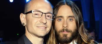 Jared Leto Chester Bennington Awards