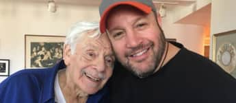 "Jerry Stiller und Kevin James aus ""The King of Queens"""