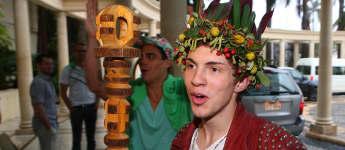 """Joey Heindle war 2013 Dschungelkönig, """"Ich bin ein Star – Holt mich hier raus!"""", Dschungelcamp, DSDS, EX-DSDS-Kandidat"""
