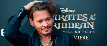 Johnny Depp Paris Shanghai China neuer Film Fluch der Karibik Premiere Promo-Tour