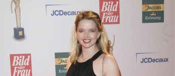 Julia Biedermann arbeitete jahrelang als Schauspielerin in Deutschland