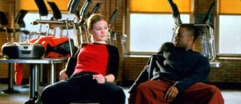"Julia Stiles und Sean Patrick Thomas in ""Save the Last Dance"""