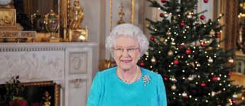 Königin Elisabeth Weihnachten 2013
