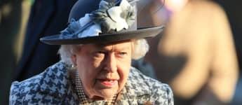 Königin Elisabeth II Statement Rückzug