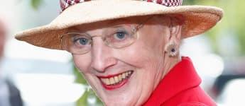 Königin Margrethe II ist privat zu Besuch in Deutschland