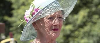 Königin Margrethe von Dänemark in Argentinien im März 2019
