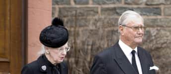 Königin Margrethe Prinz Henrik Demenz