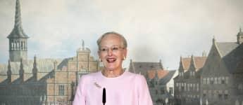 Königin Margrethe von Dänemark im Jahr 2018