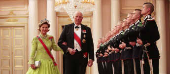 Königin Sonja und König Harald feiern gemeinsam ihre 80. Geburtstage