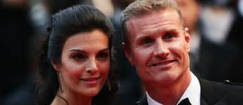 David Coulthard Formel 1 das ist seine Frau
