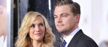 """Kate Winslet und Leonardo DiCaprio verbindet seit """"Titanic"""" eine enge Freundschaft"""