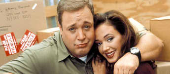 Kevin James Doug Heffernan King of Queens