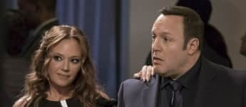 Kevin James Leah Remini Kevin Can Wait