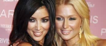 Kim Kardashian und Paris Hilton im Jahr 2006. Früher waren sie beste Freundinnen.