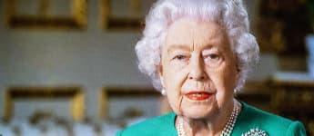 Königin Elisabeth Fernsehansprache