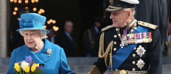 Die Queen; Prinz Philip; Königin Elisabeth II